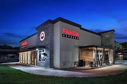 Panda Express store exterior