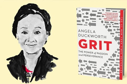 Peggy Cherng and Grit book