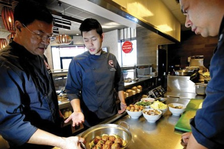 Panda Express test Kitchen is in search of the next Orange Chicken