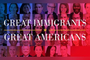 Great Immigrants - Great Americans